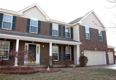 O'Fallon Single Family Home For Sale: 9051 Harvest Run