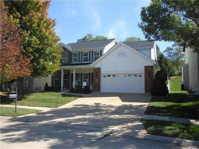 Ballwin Single Family Home For Sale: 373 Carr Manor