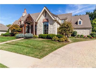 O'Fallon Single Family Home For Sale: 115 Fortress Drive