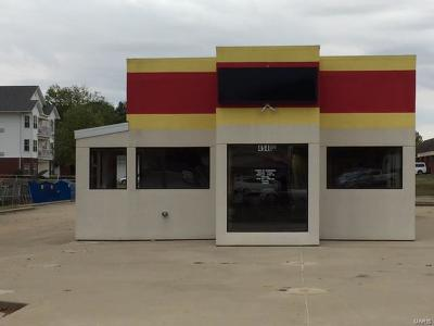 Commercial Lease For Lease: 4540 North Illinois