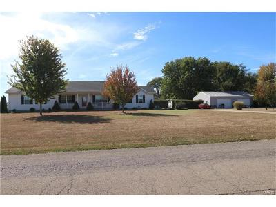 Farmington Single Family Home For Sale: 1001 Ridgewood Farms Road