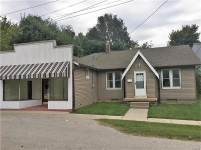 Caseyville Commercial For Sale: 18 North Main Street