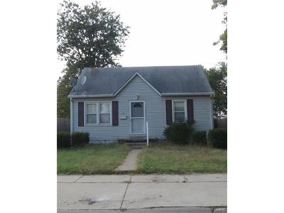 Madison County Single Family Home Contingent No Kickout: 107 Haller Avenue