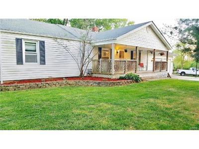 Wright City Single Family Home For Sale: 93 Kerland Drive