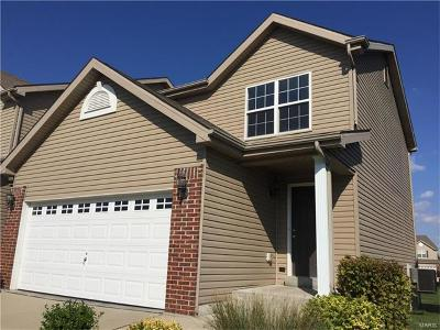 Fairview Heights Single Family Home For Sale: 867 Foxgrove