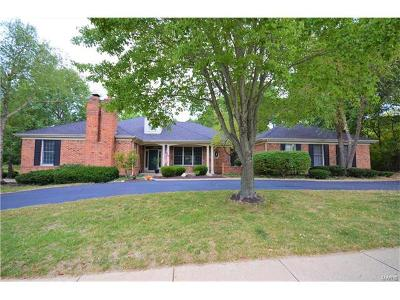 Chesterfield Single Family Home For Sale: 1369 Carriage Crossing Lane