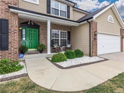 Maryville Single Family Home Option: 6720 Oxford