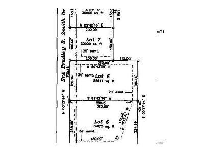 Troy Commercial For Sale: 1940 Sra Bradley Smith Drive