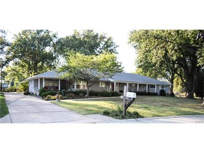 St Louis County Single Family Home For Sale: 10507 Mimosa