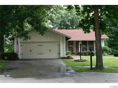 Single Family Home For Sale: 2194 Cherrycove Court