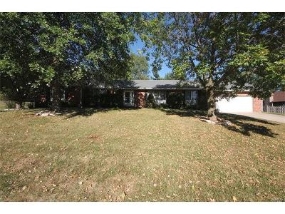 Swansea Single Family Home For Sale: 17 Fawn Meadows