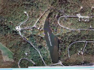 Marthasville MO Residential Lots & Land For Sale: $5,750