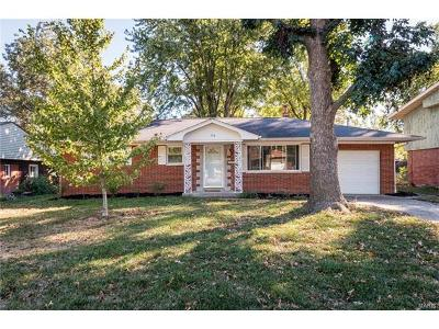 Red Bud Single Family Home For Sale: 708 Meadow Drive