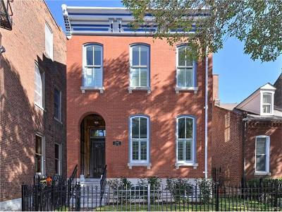 St Louis Single Family Home For Sale: 2346 South 10th