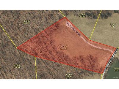 Warrenton MO Residential Lots & Land For Sale: $34,000