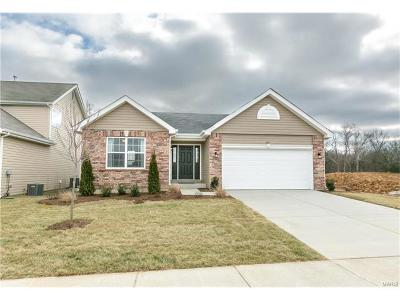 Wentzville Single Family Home For Sale: 38 Underlay Court