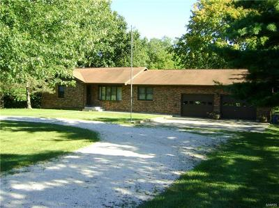 Bowling Green Single Family Home For Sale: 15541 Bus Hwy 61
