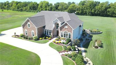 Wentzville Single Family Home For Sale: 107 Barton Creek Drive