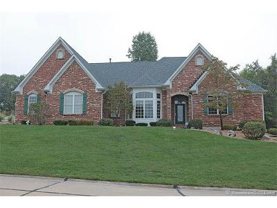 Single Family Home For Sale: 308 Amici Circle