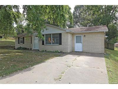 Scott City Single Family Home For Sale: 803 5th Street West