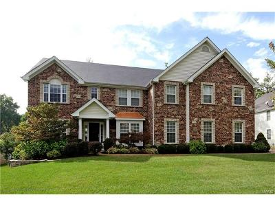 Des Peres Single Family Home For Sale: 1447 Fawnvalley Drive