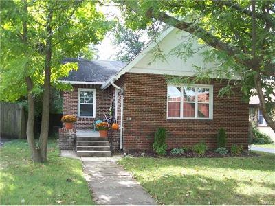 Kirkwood Single Family Home For Sale: 118 East Maple Avenue