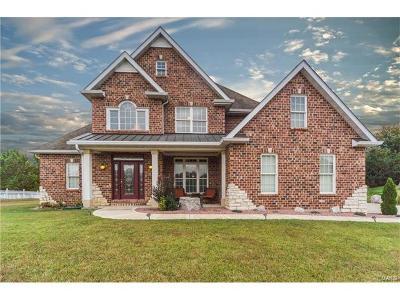 O'Fallon Single Family Home For Sale: 8404 Armsleigh Place