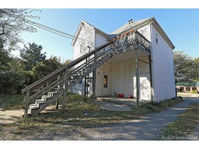 Scott County, Cape Girardeau County, Bollinger County, Perry County Multi Family Home For Sale: 831 William Street