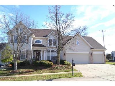 Fenton Single Family Home For Sale: 1402 Hawkins Meadow Drive