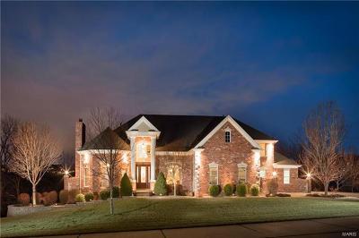 Eureka Single Family Home For Sale: 409 Stonewall Drive