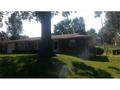 St Louis Single Family Home For Sale: 9973 Northampton