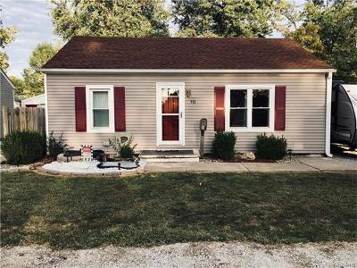 Jerseyville Single Family Home For Sale: 711 South Arch