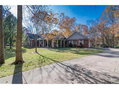 Highland Single Family Home For Sale: 25 Northwoods Trail