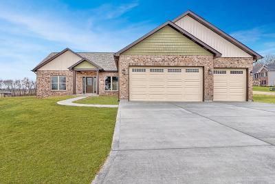 Washington Single Family Home For Sale: 105 Ridgeview Oaks Drive