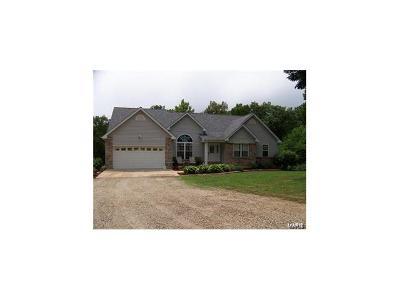 Warrenton Single Family Home For Sale: 21120 Schwerdt Hill