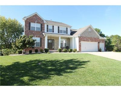 Dardenne Prairie Single Family Home For Sale: 34 Pinewood Court