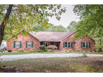 Foristell Single Family Home For Sale: 27 Smore