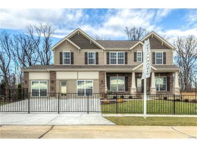 O'Fallon Single Family Home For Sale: 2 Bblt-Dover X-Brookside