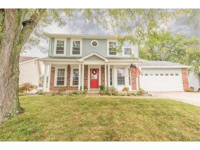 St Peters Single Family Home For Sale: 5 Garden Gate Court