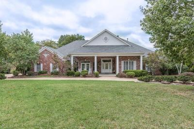Chesterfield Single Family Home For Sale: 2109 Kehrspoint Drive