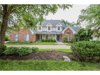 Chesterfield Single Family Home Contingent No Kickout: 1444 Wildhorse Parkway