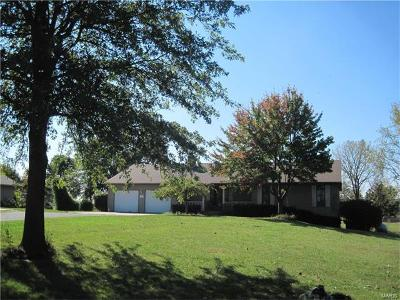 Ralls County Single Family Home For Sale: 56237 Penny Lane