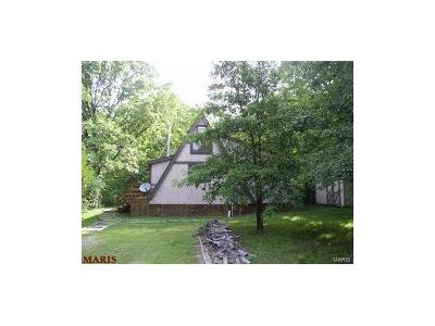 Innsbrook MO Single Family Home For Sale: $139,900