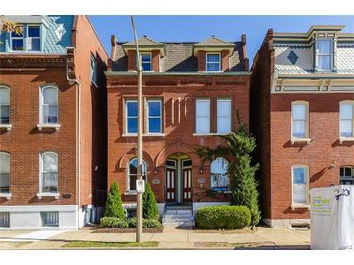 St Louis City County Single Family Home Coming Soon: 2864 McNair Avenue
