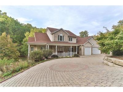 High Ridge Single Family Home For Sale: 4988 Oak Bluff Drive