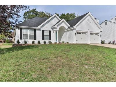 Grover Single Family Home For Sale: 2627 Rockwood Pointe