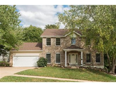 Wildwood Single Family Home For Sale: 1775 Timber Ridge Estates Drive