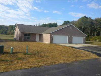 Catawissa, Robertsville Single Family Home For Sale: 124 Augustine Heights