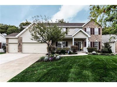 O'Fallon Single Family Home For Sale: 1552 Hunters Meadow Drive