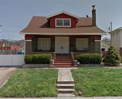 Granite City Single Family Home Active Under Contract: 2850 Grand Avenue